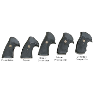 Pachmayr Compac Grip For Smith & Wesson N Frame Round Butt 03297