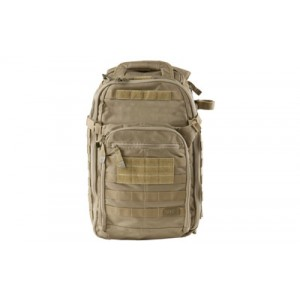 5.11 Tactical All Hazards Prime Backpack in Sandstone 1050D Nylon - 56997