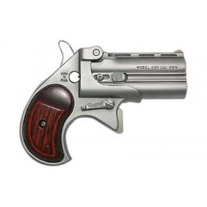 """Cobra Enterprises CB380 .380 ACP 2-Shot 2.75"""" Derringer in Chrome - CB380CR"""