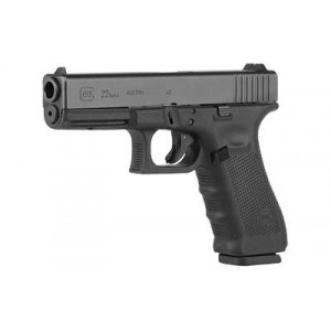 "Glock 22 .40 S&W 10+1 4.49"" Pistol in Fired Case/Matte (Gen 4) - UG2250201"