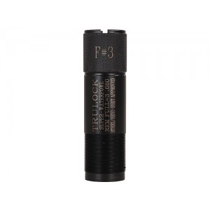Trulock 12 Gauge Black Super Waterfowl Choke Tube For Remington SWREM12680