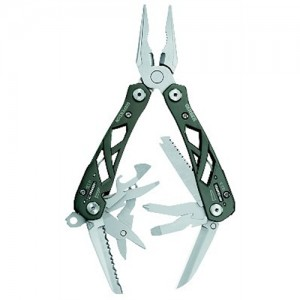 Gerber Multi-Tool w/Titanium Handle 01471