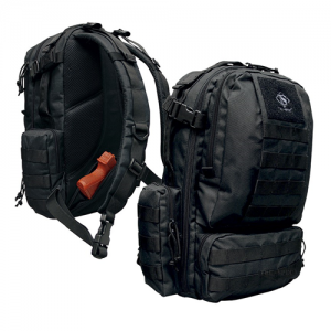 Tru Spec Circadian Backpack in Black - 4815000