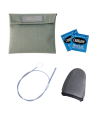 Field Cleaning Kit (Incl 2  Cleaning Tablets)