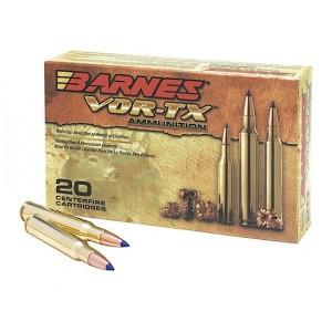 Barnes Bullets VOR-TX Safari .375 H&H Magnum TSX Flat Base, 300 Grain (20 Rounds) - 22014