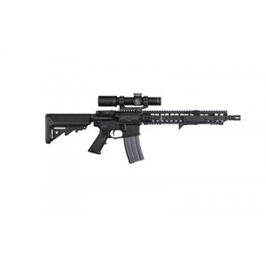 "Knights Armament Company Enhanced Combat .308 Winchester/7.62 NATO 20-Round 16"" Semi-Automatic Rifle in Black - 31243"