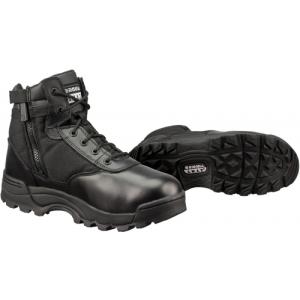 Classic 6  Side Zip Men's Black Size: 12 Width: Regular