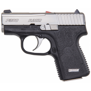 """Kahr Arms P380 .380 ACP 6+1 2.5"""" Pistol in Polymer (*CA Compliant*) - KP38233"""