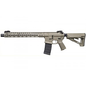 "Noveske Infidel .223 Remington/5.56 NATO 30-Round 16.5"" (13.7"" with Pinned Brake) Semi-Automatic Rifle in Flat Dark Earth (FDE) - 2000245"