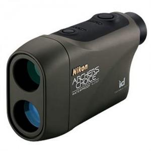 Nikon 6x Monocular Rangefinder in Green - 8366