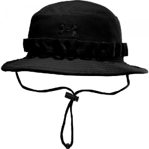 Under Armour Tactical Bucket Boonie in Black - One Size Fits Most