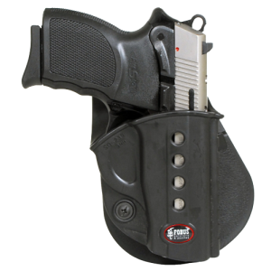 "Fobus USA Evolution Right-Hand Paddle Holster for Sig Sauer P239 in Black (3.6"") - SG239"