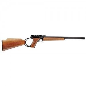 """Browning Buck Mark Target .22 Long Rifle 10-Round 18"""" Semi-Automatic Rifle in Blue Satin - 21025202"""