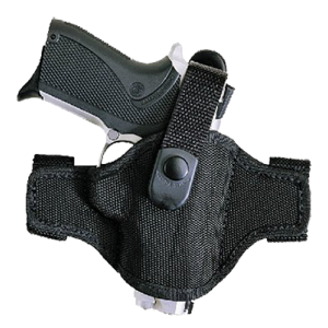 Bianchi 17858 7506 AccuMold Belt Slide S&W 4513TSW/4563TSW Accumold Trilaminate Black - 17858