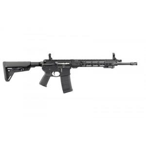 """Ruger SR 556 .223 Remington/5.56 NATO 30-Round 16.1"""" Semi-Automatic Rifle in Black - 5924"""