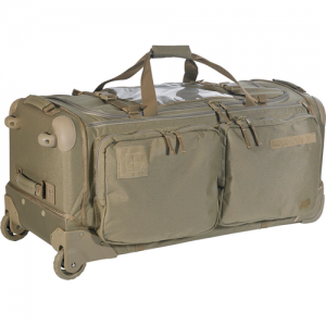 5.11 Tactical SOMS 2.0 Rolling Duffel Bag in Sandstone 1600D Nylon - 56958-328-1 SZ
