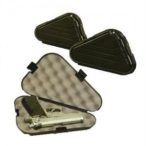 Plano Black Plastic Pistol Case 142300
