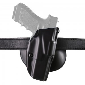 Safariland 6378 ALS Right-Hand Paddle Holster for Sig Sauer P225 C in Black - 6378750411