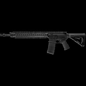 """Adcor Defense B.E.A.R. Elite Piston AR-15 .223 Remington/5.56 NATO 30-Round 16"""" Semi-Automatic Rifle in Black - 2012040E"""