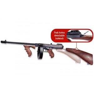 "Auto Ordinance 1927A1 .45 ACP 50-Round 16.5"" Semi-Automatic Rifle in Blued - T1B50D"