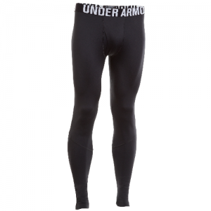 Under Armour Coldgear Infrared Men's Compression Pants in Black - 3X-Large