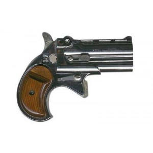 "Cobra Enterprises CB380 .380 ACP 2-Shot 2.75"" Derringer in Nickel - CB380SR"