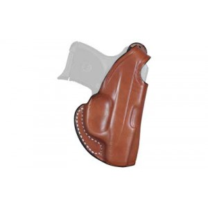 Desantis Gunhide 12 Maverick Right-Hand Belt Holster for Smith & Wesson M&P Bodyguard .380 in Tan -