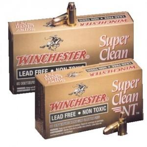 Winchester Winchester Handgun 9mm Jacketed Flat Point, 105 Grain (50 Rounds) - SC9NT