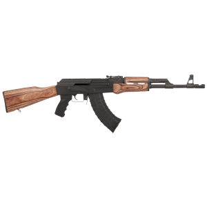 "Century Arms Centurion 39 Classic 7.62X39 30-Round 16.5"" Semi-Automatic Rifle in Brown Laminated Wood - RI2169N"
