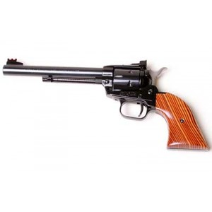"""Heritage Rough Rider Small Bore .22 Long Rifle/.22 Winchester Magnum 9-Shot 6.5"""" Revolver in Blued - RR22999MB6"""