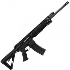 """Barrett Firearms REC7 DI 6.8 SPC 30-Round 16"""" Semi-Automatic Rifle in Black - 15406"""