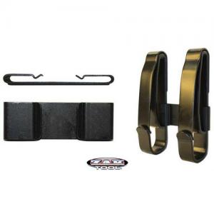 Zak Tool Key Ring Holder Connector Clip Links in Black