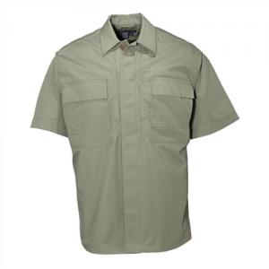 5.11 Tactical TDU Men's Uniform Shirt in TDU Green - 3X-Large