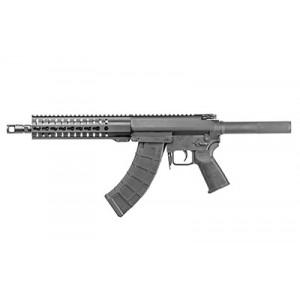 "CMMG Mk47 K 7.62x38mm Nagant 30+1 10"" Pistol in Black - 76A29B8"