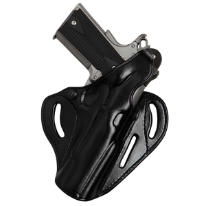El Paso Saddlery DDS26RR Dual Duty Sig Full Size 220/226 Leather Black - DDS26RR