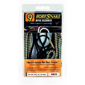 Hoppes 30/303/7.62 Quick Cleaning Boresnake with Brass Weight 24015