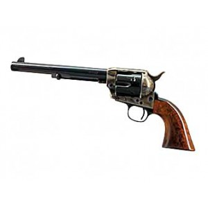 "Cimarron Mod P.45 Long Colt 6-Shot 7.5"" Revolver in Blued - MP415"
