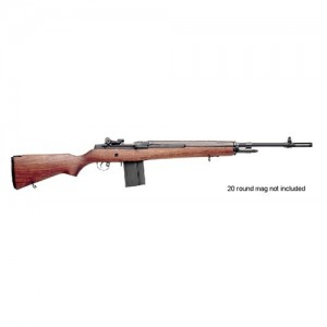 "Springfield M1A Loaded .308 Winchester 10-Round 22"" Semi-Automatic Rifle in Blued - MA9222CA"