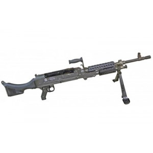 "Ohio Ordnance Works M240-SLR 7.62 NATO 20"" Semi-Automatic Rifle in Black Phosphate - 12976814-SLR"