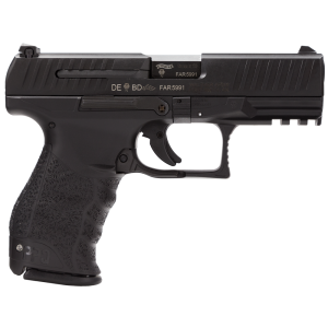 "Walther PPQ M1 9mm 15+1 4"" Pistol in Tenifer Black - 2795400"