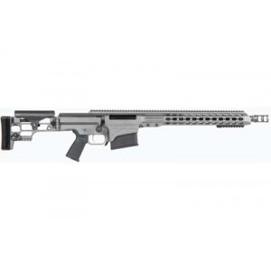 "Barrett Firearms Mrad .308 Winchester 10-Round 17"" Bolt Action Rifle in Disruptive Grey Cerakote - 14368"