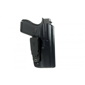 Blade Tech Industries Inside The Waistband Klipt Appendix Holster, Fits S&w M&p 9/40 Compact, Ambidextrous, Black Holx010004142565 - HOLX010004142565