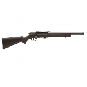 """Savage Arms 93 Magnum FV-SR Landry's Nature .22 Winchester Magnum 5-Round 16.5"""" Bolt Action Rifle in Black - 93217"""