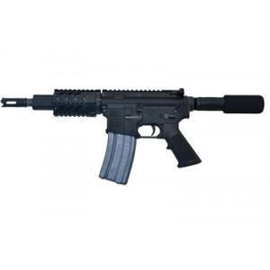 "I. O. Inc. M215 Micro QR-7/4 .223 Remington/5.56 NATO 30+1 7"" Pistol in Black - IODM15P7QR4"