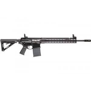 "Primary Weapons Systems MK2 .308 Winchester 20-Round 20"" Semi-Automatic Rifle in Black - M220RC1B"