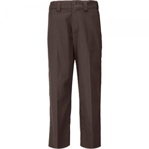 5.11 Tactical Taclite PDU Class A Men's Uniform Pants in Brown - 36 x Unhemmed
