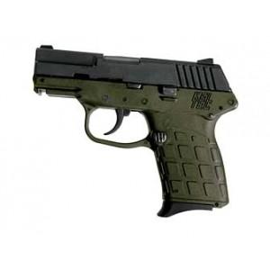 """Kel-Tec PF-99mm 7+1 3.1"""" Pistol in Parkerized - PF9PKGRN"""