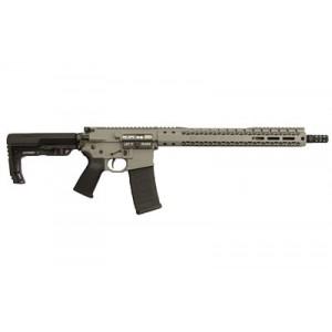 """Black Rain Ordinance Recon .223 Remington/5.56 NATO 30-Round 16"""" Semi-Automatic Rifle in Gun Metal Grey - BRO-SCOUT-SG"""