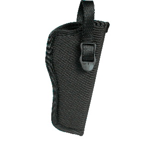 "Safariland 6377 ALS Right-Hand Belt Holster for Beretta 92D in STX Plain Black (4.9"") - 73NH3BKL"