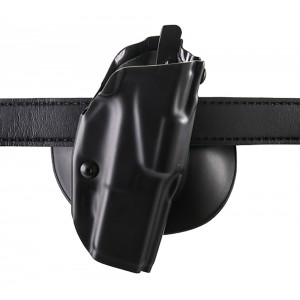 """Safariland 6378 ALS Right-Hand Paddle Holster for Glock 30S in Black (3.75"""") - 6378485411"""